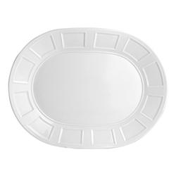"Bernardaud Naxos Oval Platter 15"""