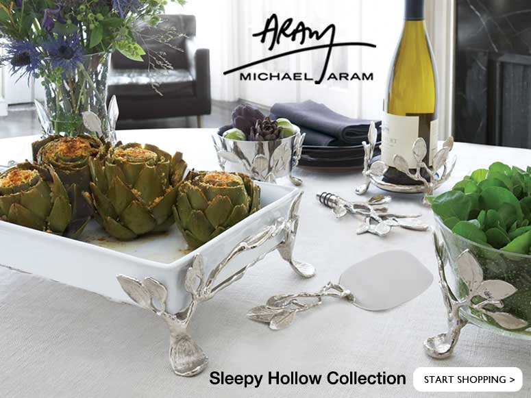 Michael Aram Sleepy Hollow Collection