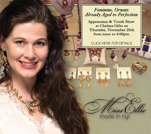 Miss Ellie Jewelry Trunk Show