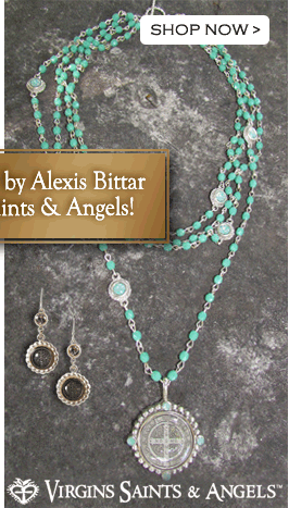Virgins, Saints, and Angels Jewelry