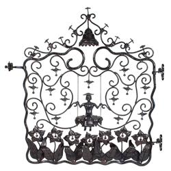 Mackenzie-Childs Mrs. Powers Garden Gate