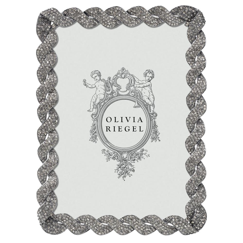 Olivia Riegel Dalton 5x7 Photo Frame - Chelsea Gifts
