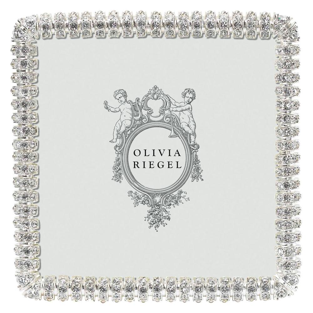 Olivia Riegel Crystal Chelsea 4x4 Frame